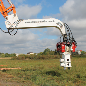Vibratory Clamp Attachments - ACN Series