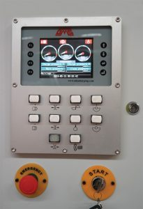 OMS Power Pack - Control Panel