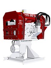 Excavator Mounted Vibratory Pile Driver - OVR 80 S