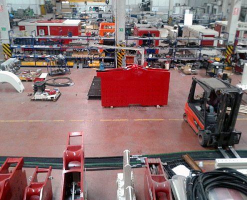 OMS-SVR200NF-crane-suspended-vibro-hammer-vibration-suppressor