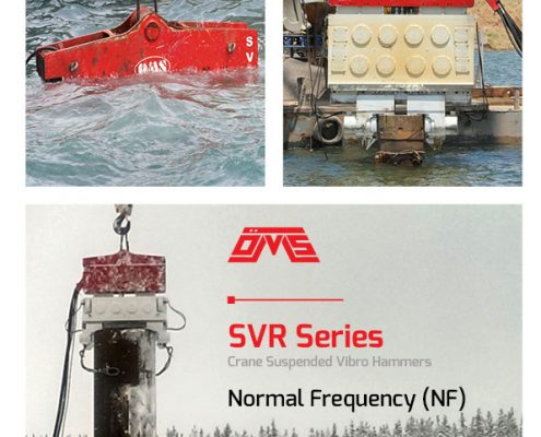 OMS - Crane Suspended Vibratory Hammers