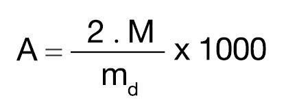 Amplitude Formula