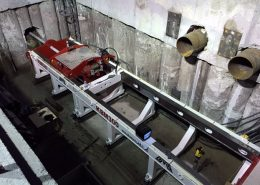 OMS - Camera Controlled Guided Boring Machine