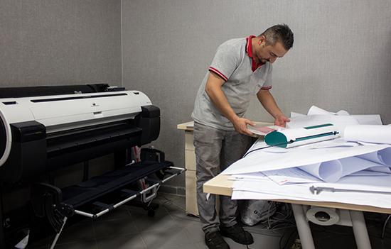 Printing Drawing